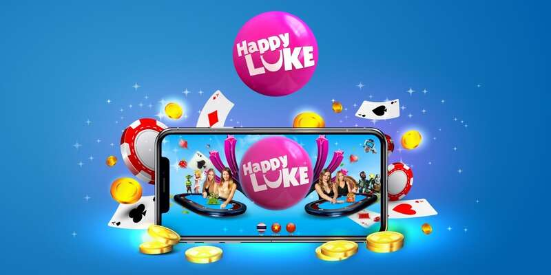 Happyluke Mobile Gaming Makes Easy