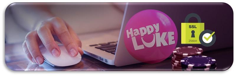 Register now and Play Happyluke PC via Internet Browser