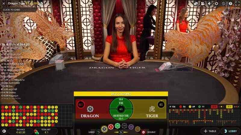 Basic Rules in Playing Dragon Tiger Gambling