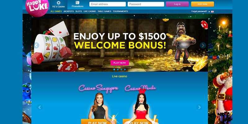 Join and Login Happyluke India for Easy Casino Wins