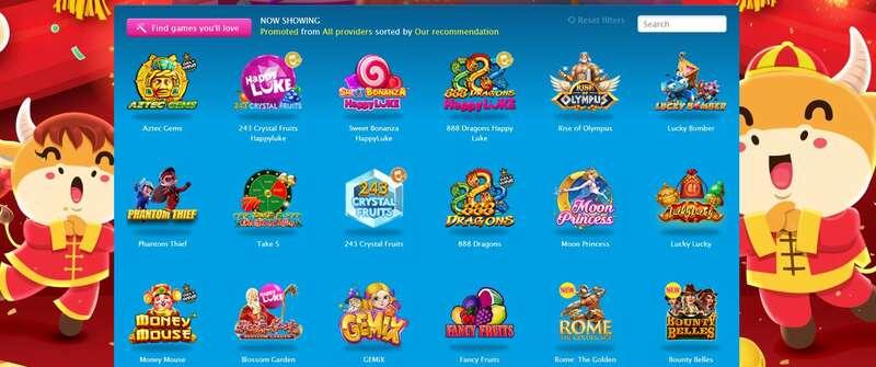 Access Happyluke Login Dashboard Daily - Casino Games