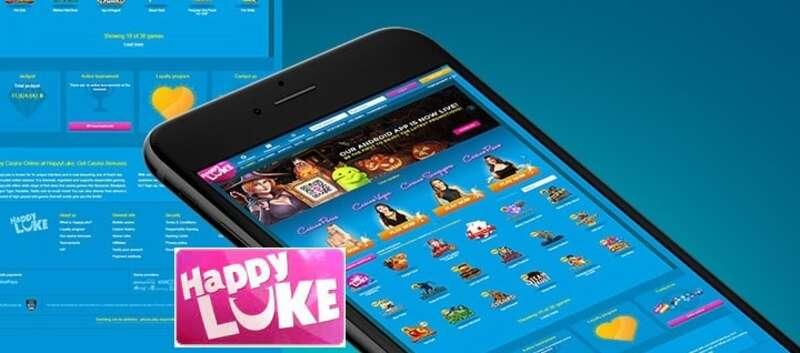 HappyLuke Mobile Feature