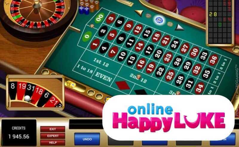 How You Can Play Roulette Online Game at Happyluke