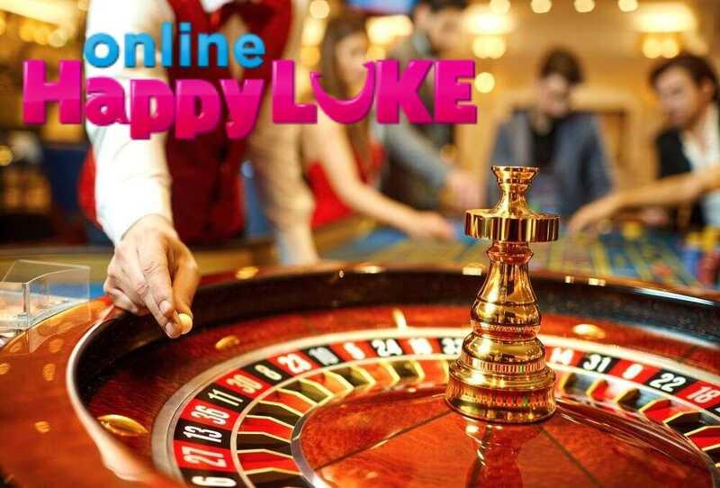 Rolling Your Luck Roulette Happyluke Revolving Wheel 2021