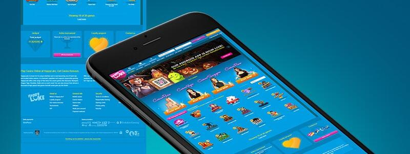 Gambling Baccarat Online Android Happyluke - Feature