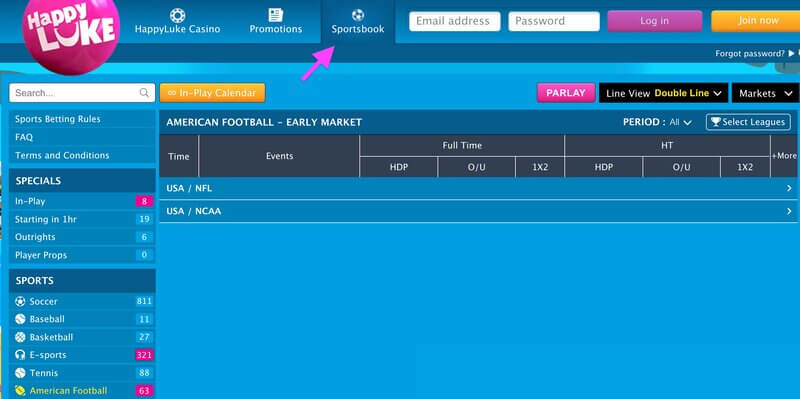 HappyLuke is the Reliable Football Betting Website in India This 2021