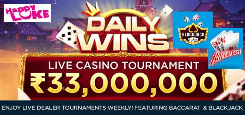 Elevated Online Card Gambling Rewards from HappyLuke