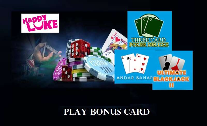 Play Bonus Card Feature