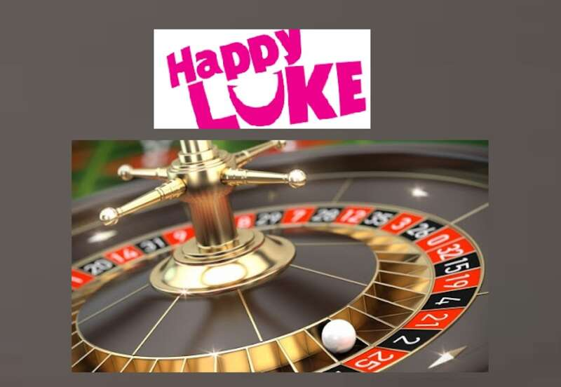 Roll Away with Massive Profit with Roulette Casino HappyLuke
