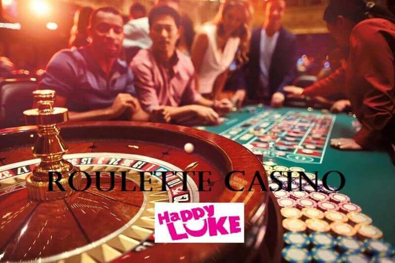 Roulette Casino HappyLuke Feature