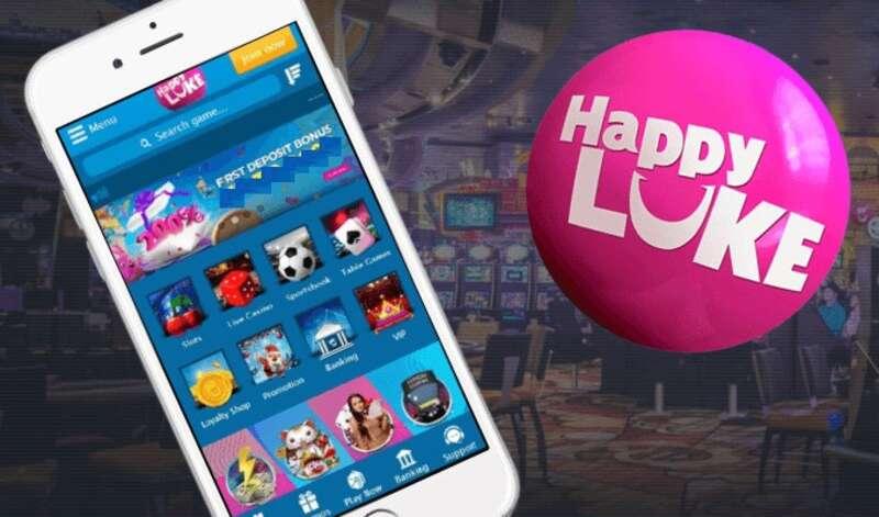 Compact Online Entertainment Starts from M HappyLuke WAP
